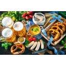 Food-United Mettwurst im Ring 750 g mit Rum- und Honignote
