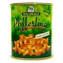 Food-United Pfifferlinge klein Speise-Pilz 1 Dose 800g...