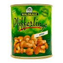 Food-United Pfifferlinge mittel Speise-Pilz 1 Dose...