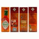Food-United Original Tabasco Pepper Sauce Soße 1...