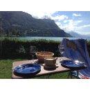 Food-United Schweizer-Käse Appenzeller-Fondue-Käse 400g Swiss
