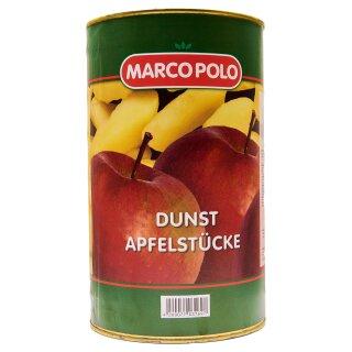 Food-United Dunst-Obst APFEL-STÜCKE ohne Zuckerzusatz 1x Füllm 4,6KG ATG 4,05KG