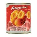 Food-United Dunst-Obst APRIKOSEN-HÄLFTEN Füllm...