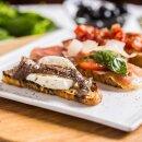 Food-United Fisch-Set - SARDELLENFILETS 3 x 280g - Sonnenblumenöl & Chili & Zitrone
