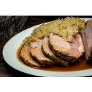 Food-United BRATENSOßE dunkle Braten Sauce 400g für Fleischgerichte