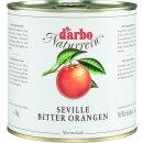 Food-United SEVILLE BITTER ORANGEN MARMELADE 3kg Dose von...